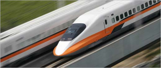 Hi-Speed Train